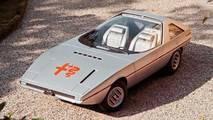 Alfa Romeo Alfasud Caimano Concept by Italdesign Giugiaro