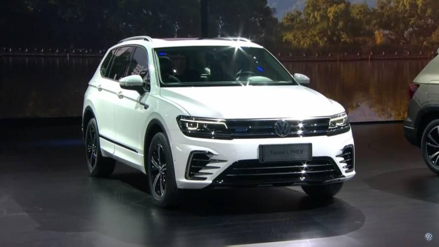 VW Tiguan L PHEV