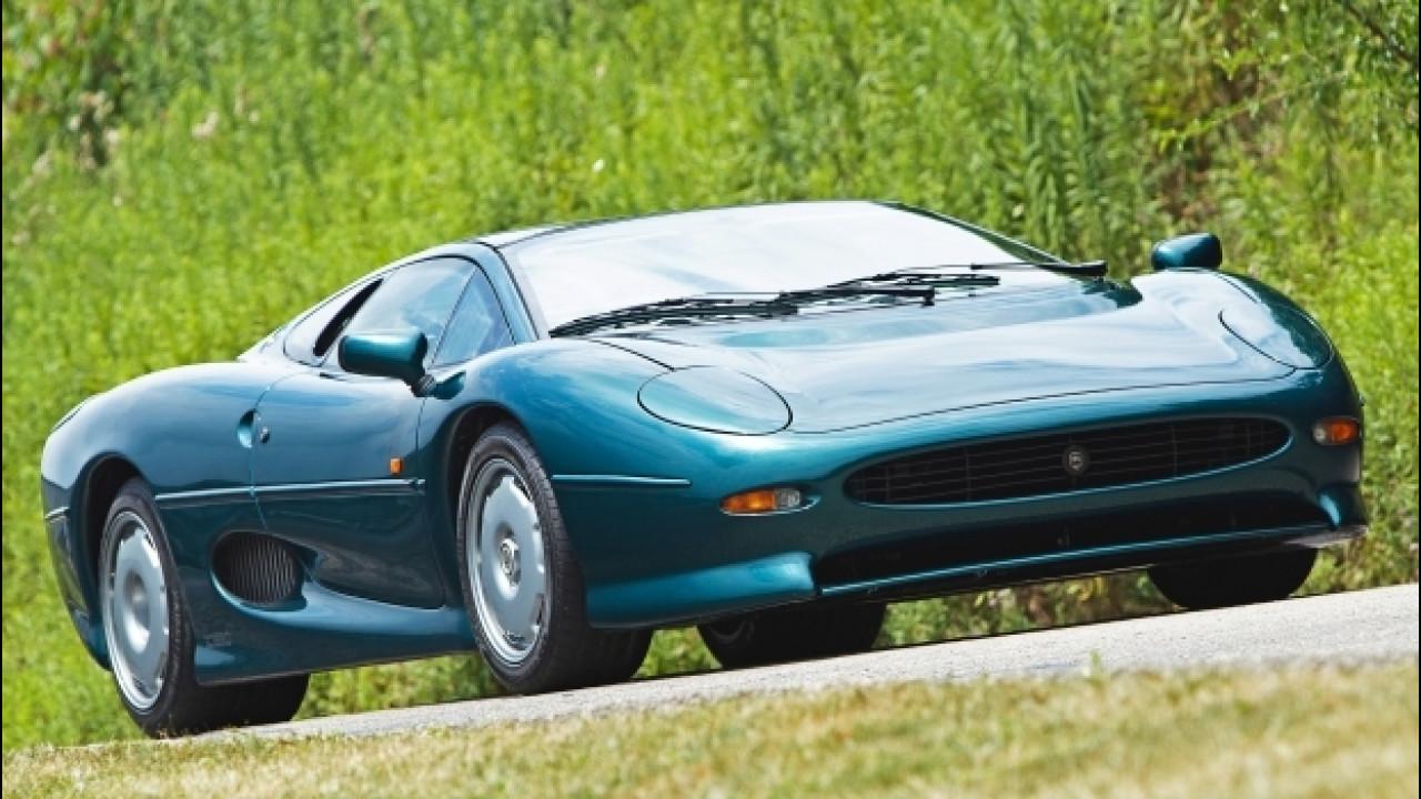 [Copertina] - Jaguar XJ220, la più veloce del mondo, anche se per poco