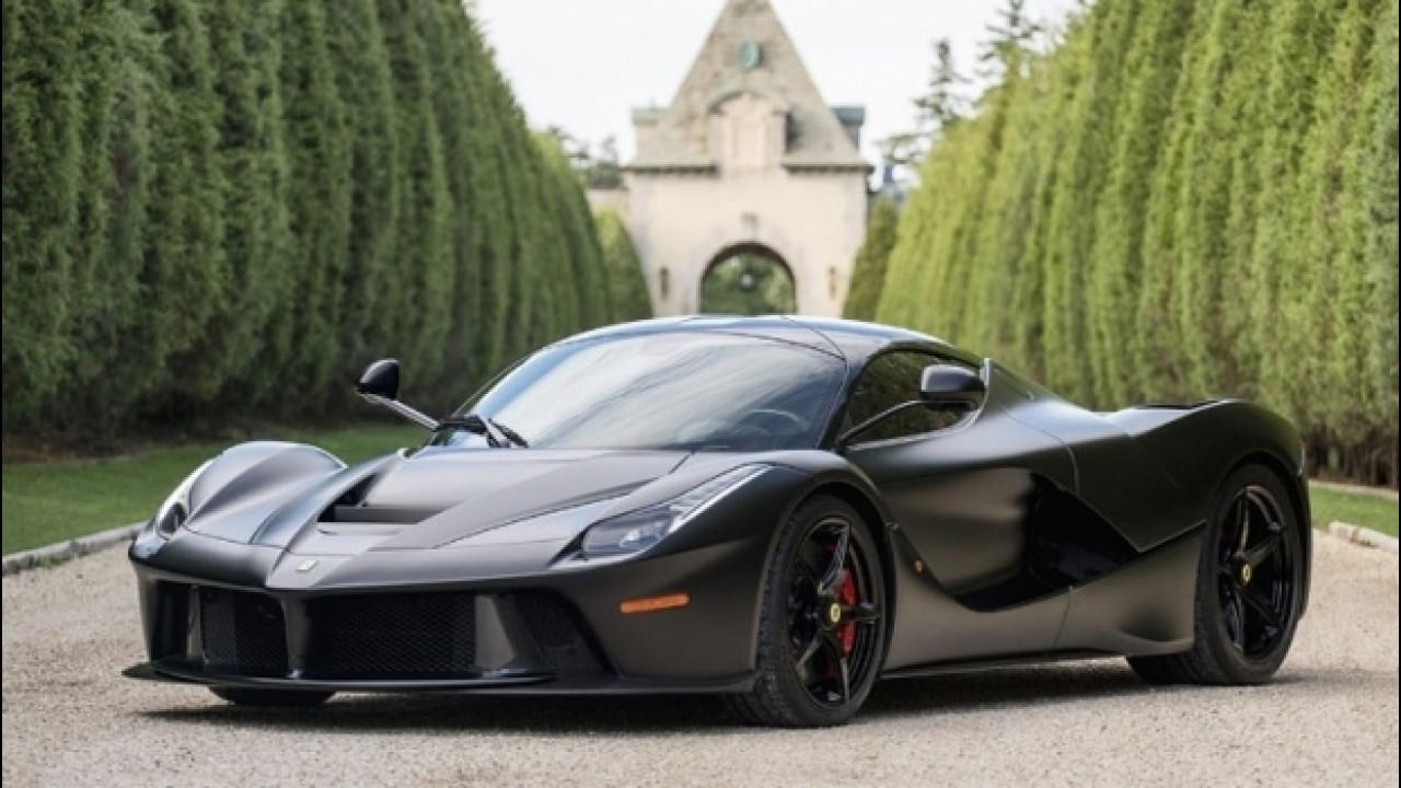 [Copertina] - Ferrari, 4,2 milioni per una LaFerrari