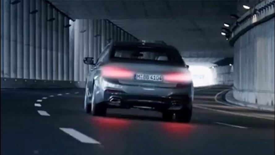 Nuova BMW Serie 5, si svela il 13 ottobre