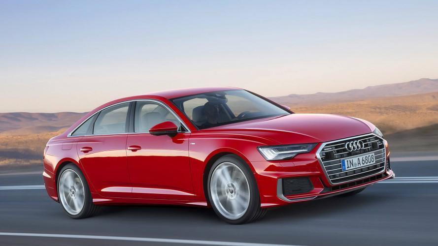 Alles zum neuen Audi A6