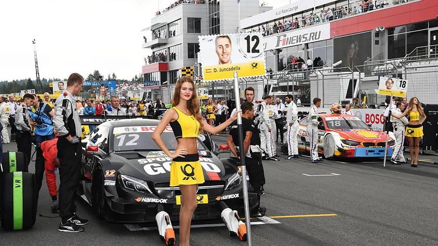 Dani Juncadella, Mercedes-AMG C 63 DTM