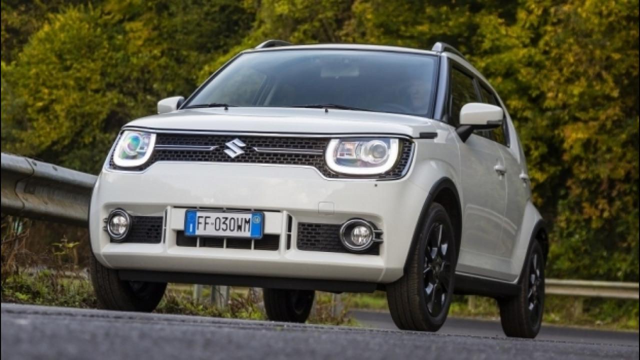 [Copertina] - Nuova Suzuki Ignis, sconto di 2.100 euro su tutta la gamma