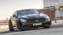 Mercedes Classe S coupé Prior Design