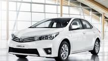 2013 Toyota Corolla (Euro-spec) 07.06.2013