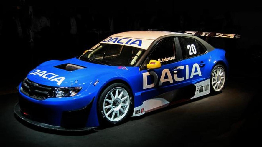 Custom Dacia Logan to race in Scandinavian Touring Car Championship