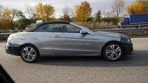 2014 Mercedes-Benz E-Class Cabrio spy photo 13.11.2012 / Automedia