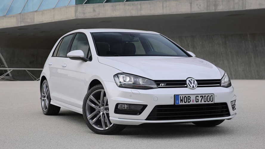 Volkswagen Golf R-Line packages announced