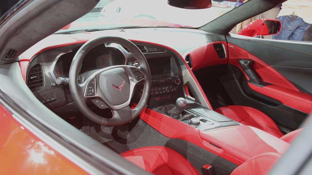 2014 Chevrolet Corvette Stingray C7 live in Detroit