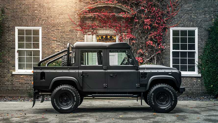 Schicker Land Rover Defender Pick-up von Kahn