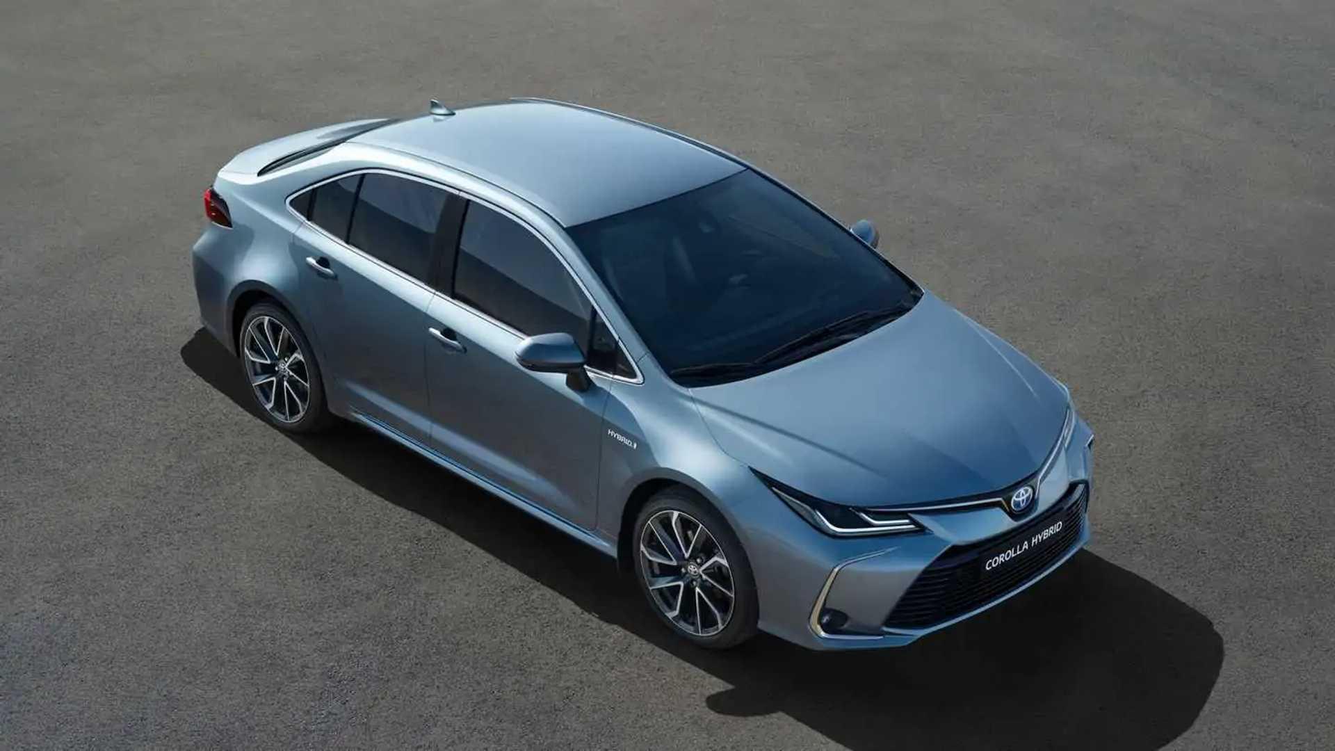 2020 Toyota Corolla Exterior and Interior