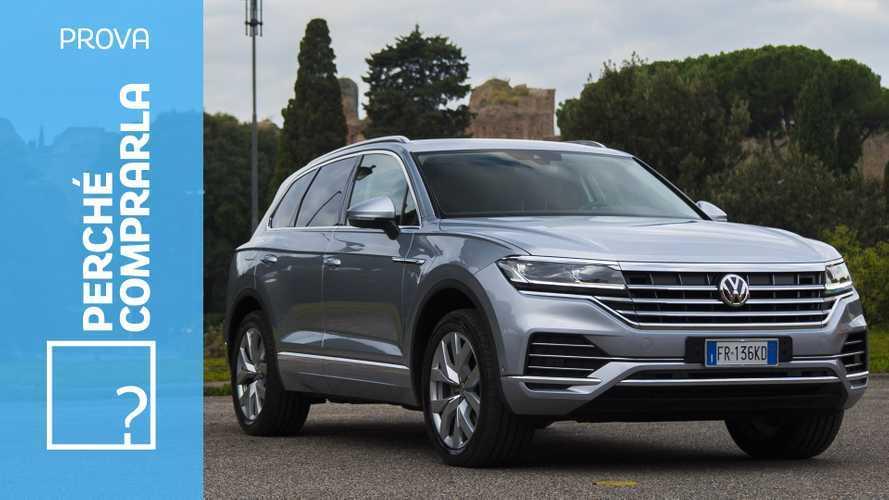 Volkswagen Touareg, perché comprarla… e perché no