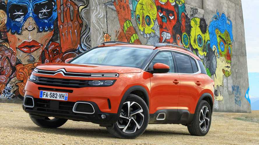 Citroën C5 Aircross (2019) im Test