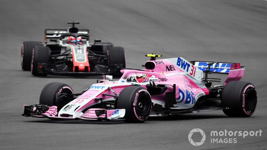 Haas protests Force India ahead of Abu Dhabi GP