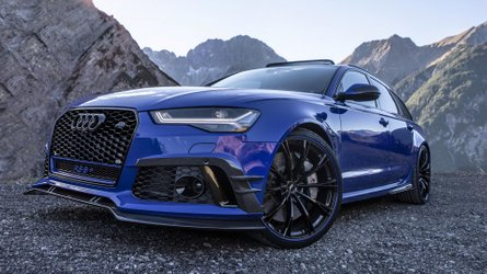ABT Has Built The Ultimate Audi RS6 Avant With 725 Horsepower