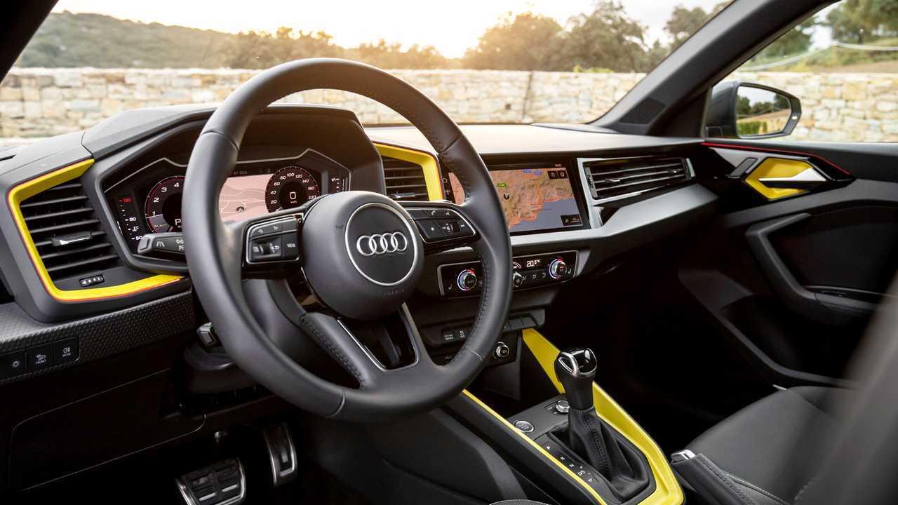 2019 Audi A1 OnLocation