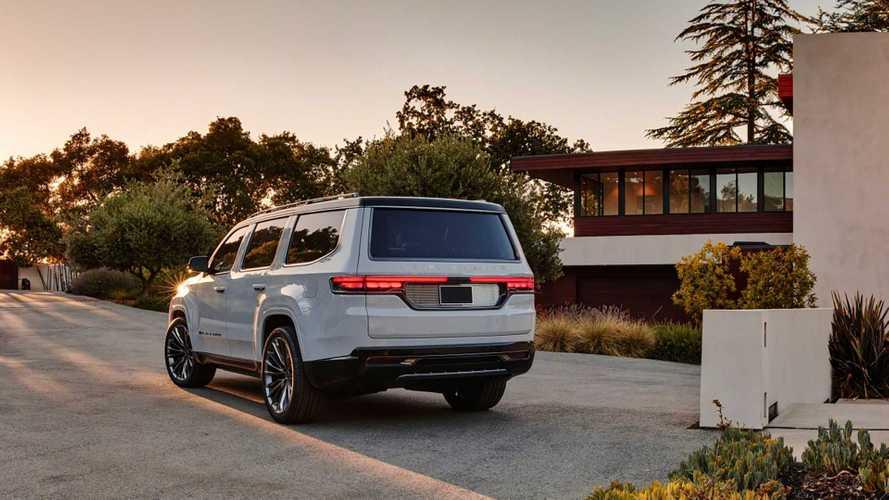 Jeep Grand Wagoneer'in uzun aks mesafeli versiyonu da gelecek