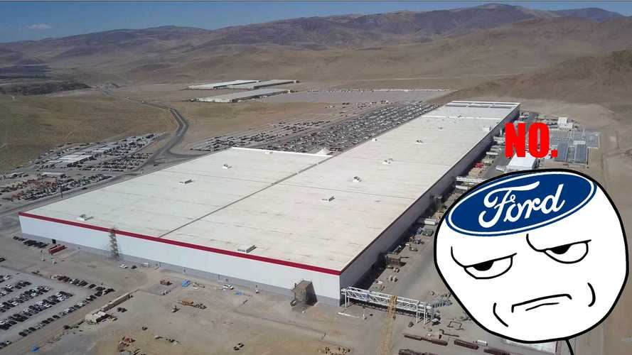 Ford Does Not Want To Have Its Own Battery Factory – For Now