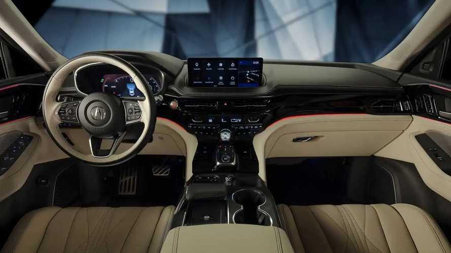 Acura MDX Prototype (2020)