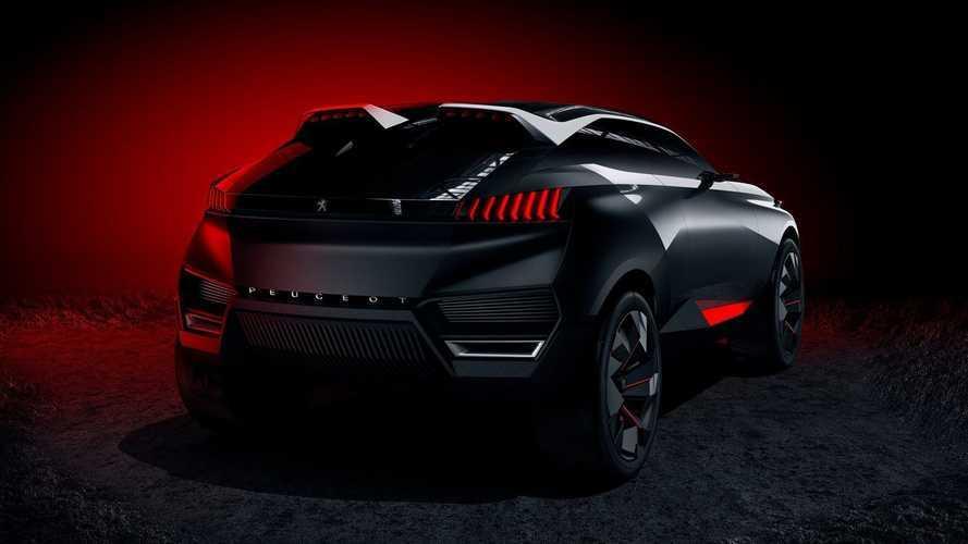 Le Peugeot 3008 Coupé serait à l'étude