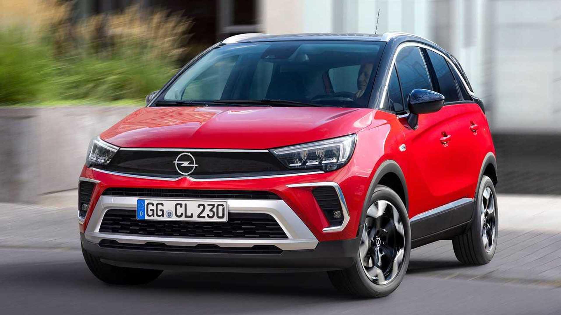 Opel Crossland Kokemuksia