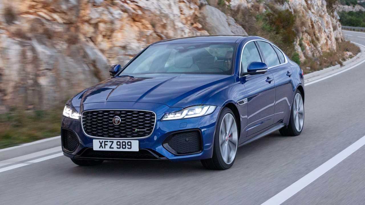 Россияне смогут купить обновленный Jaguar XF только по запросу