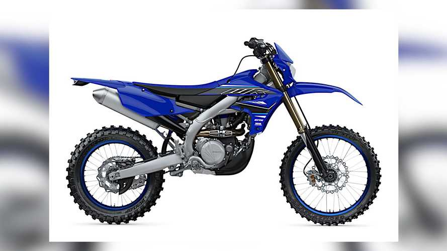 2021 Yamaha Enduros Are Here With Newly Redesigned WR450F