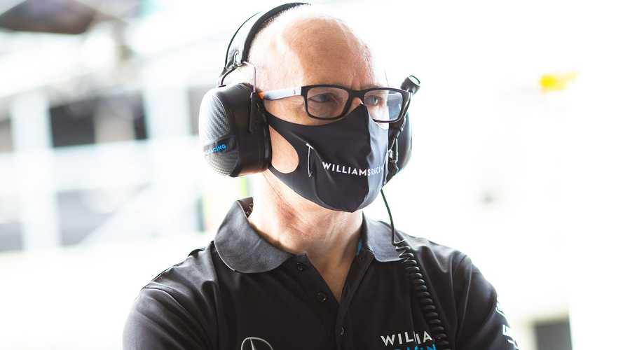 Williams names Roberts as acting team principal