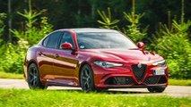 Alfa Romeo Giulia Quadrifoglio (2020) im Test