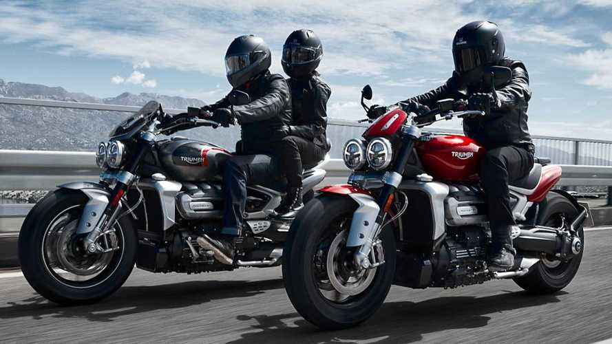 Triumph Launches Rocket 3 GT In India