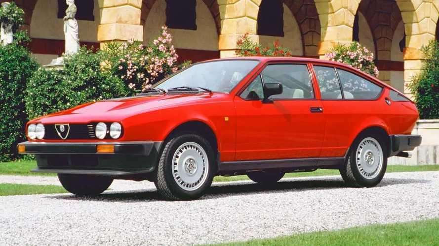 Alfa Romeo GTV 6 2.5 (1980)