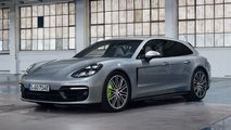 2020 Porsche Panamera Turbo S E-Hybrid, 4 E-Hybrid ve 4S