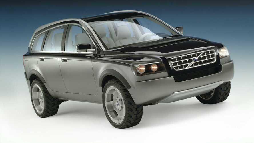 Concept oublié - Volvo ACC (2001)