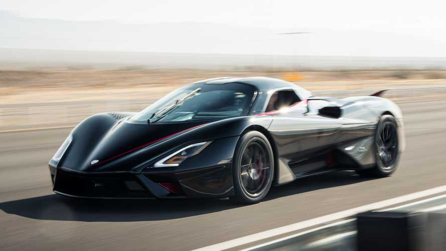 Fastest Cars In The World