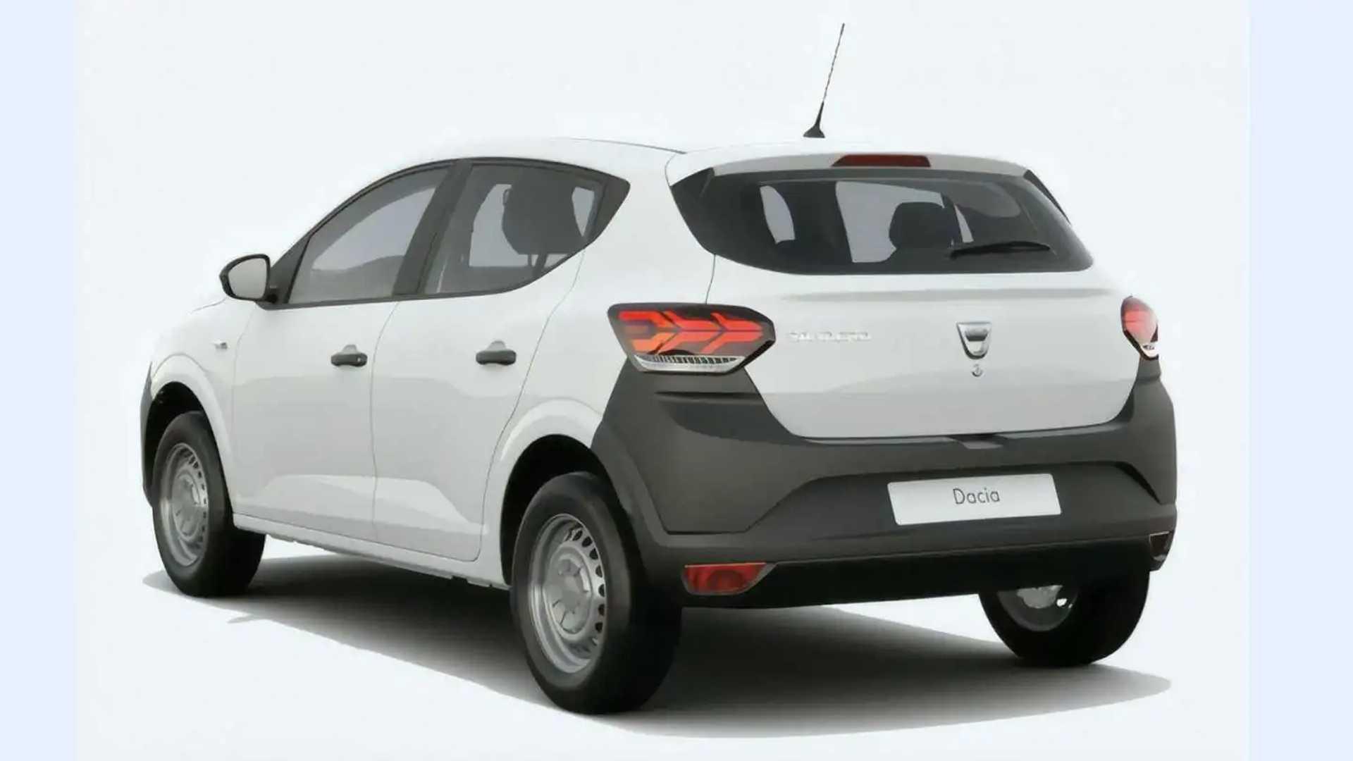 Dacia Sandero Aquis 2021