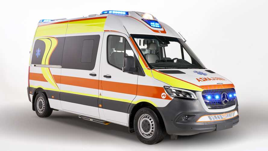 Mercedes-Benz Sprinter LIfe 3 Ambulanza by Olmedo S.p.A.