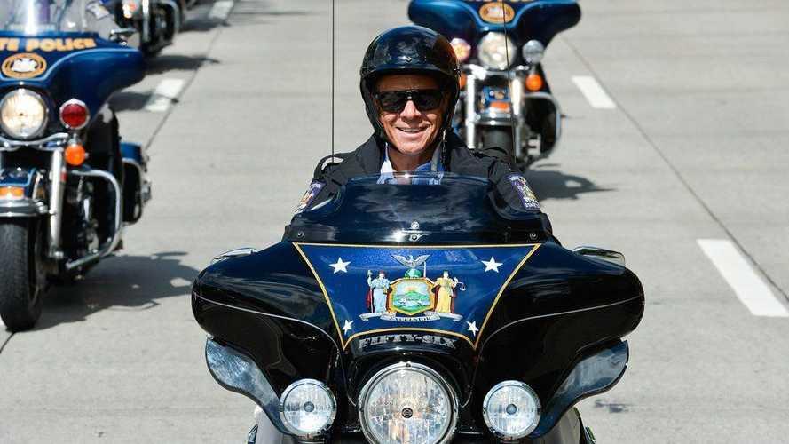 Joe Biden, un vrai passionné de belles mécaniques !