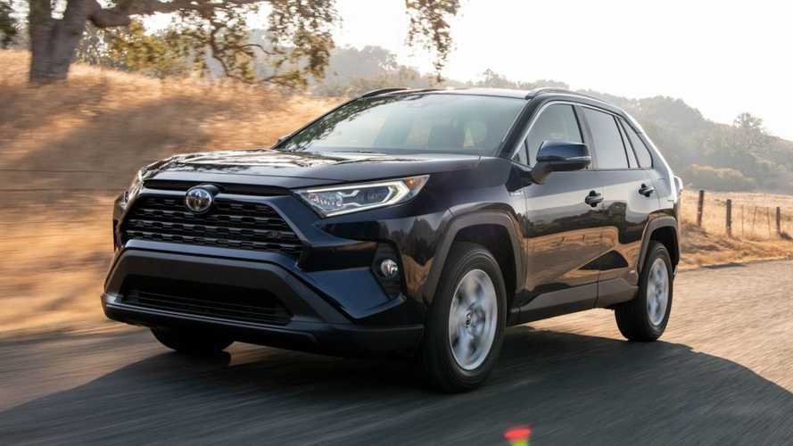 Nissan Offering Toyota RAV4s At Dealerships For Direct SUV Comparison
