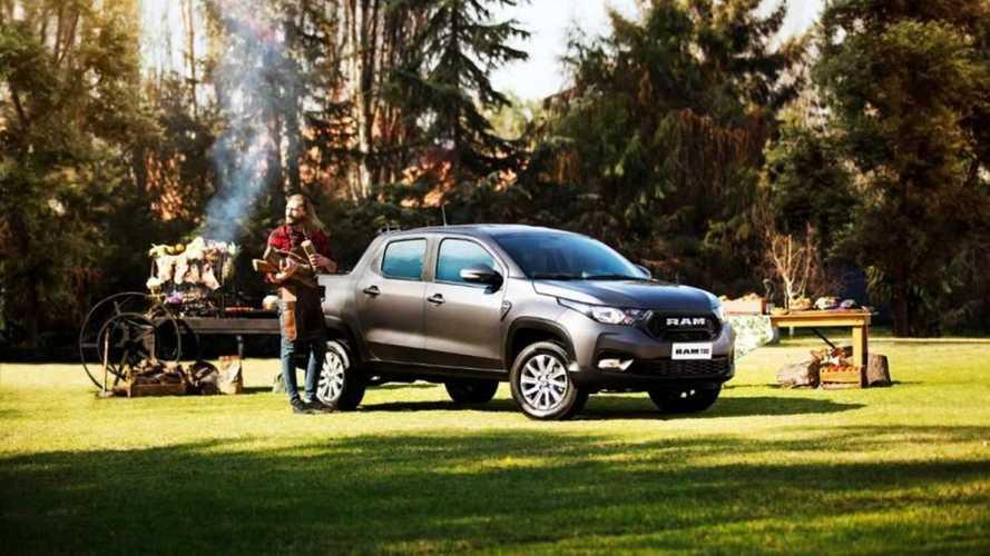 Ram Trucks представила новый переднеприводный пикап