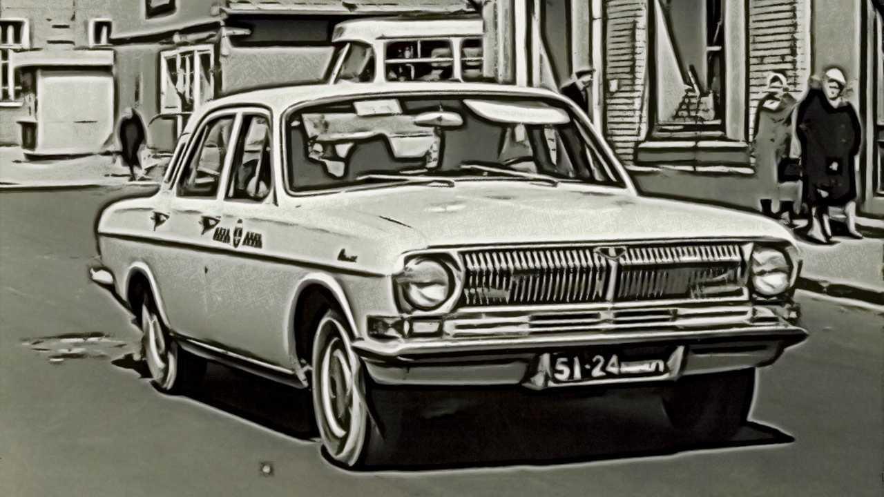 В России теперь можно арендовать раритетные автомобили