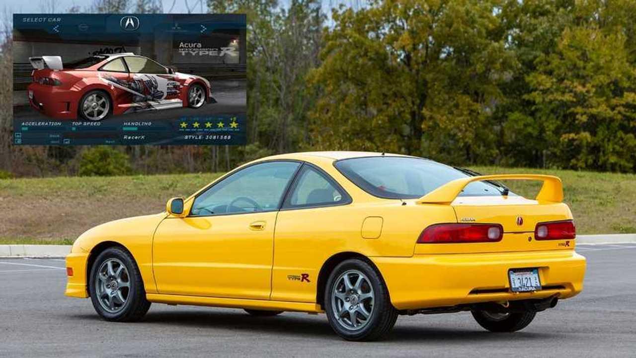 Acura/Honda Integra Type R
