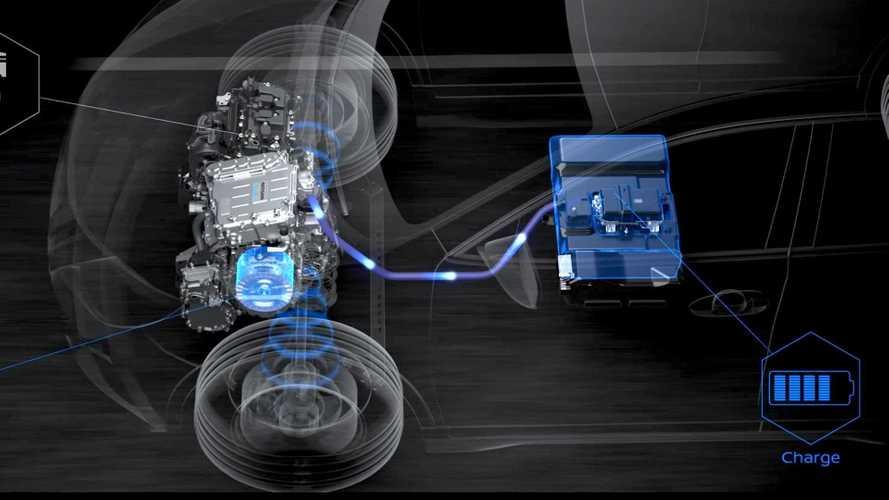 Come funziona l'ibrido Nissan e-Power che vedremo sulla nuova Qashqai