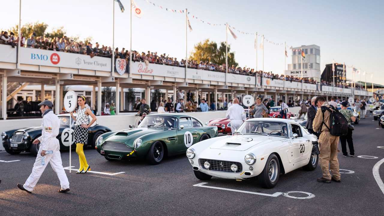 Goodwood reveals 2021 motorsport return plans