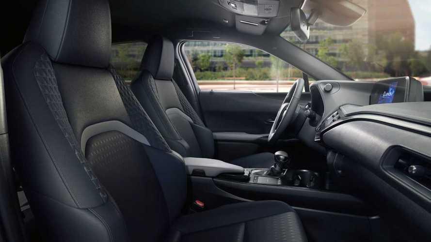Lexus UX 250h Premium Sport Edition
