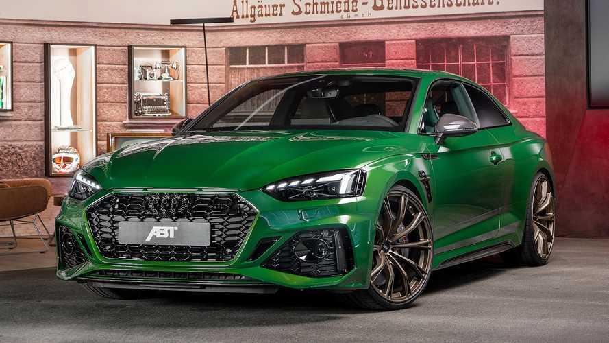 Abt Audi RS 5:Großes Optikprogramm und 530 PS