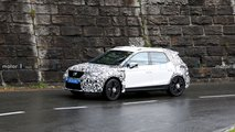 SEAT Arona facelift spy photos