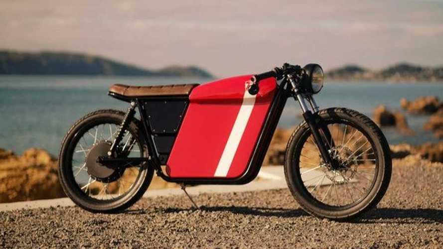 Sepeda Motor Listrik Selandia Baru FTN Motion Siap Meluncur