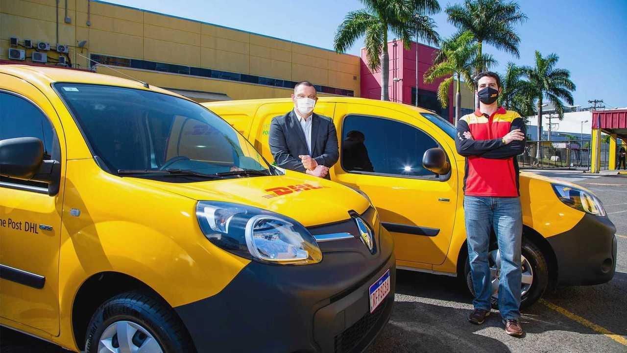 DHL veiculos eletricos Brasil (1)