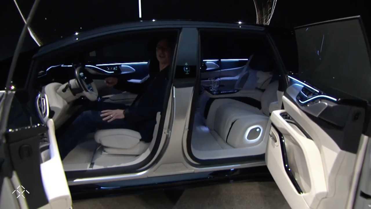 Faraday Future FF 91, Yeni Nesilin En İddialı Elektrikli Arabası